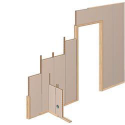 Door and window frames image