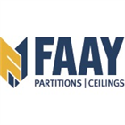 Faay Partitions and Ceilings