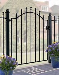 Weston Metal Garden Gate image