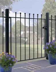 Manor Metal Garden Gate image