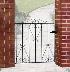 Classic Metal Garden Gate image