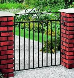 Marlborough Metal Garden Gate - 4ft High image