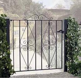 Stirling Metal Garden Gate image