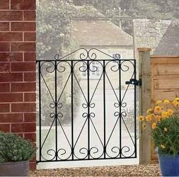 Regent Metal Garden Gate image