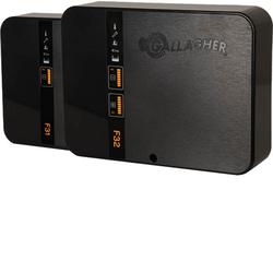 A single energizer platform that does everything from simple, single fence zone protection to complex multi-controller, multi-technology, fully networked solutions.  Available in two variants, Gallagher's F Series Fence Controllers are the next generation in...