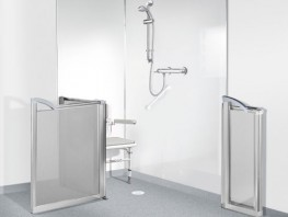 Wet Rooms - <strong>Shower Enclosures</strong> for the Disabled image
