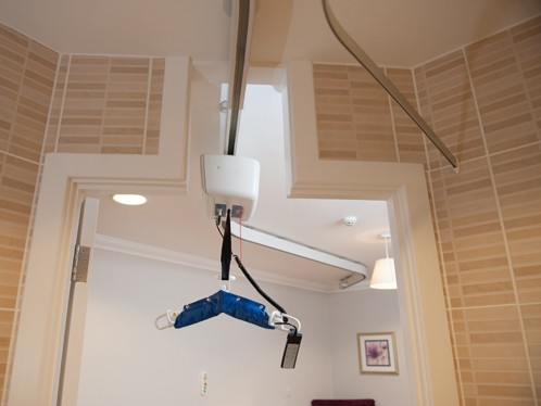 Glide 200 Ceiling Track Hoist System By Gainsborough
