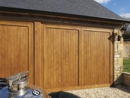 Woodrite Garage Doors image