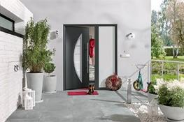 Front Entrance Doors image