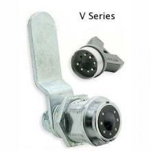 V SeriesAttack resistant, secure, 7 pin cam lock image