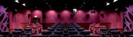 Acoustic wall systems for theatres, cinemas, sound studios & halls/Camstage image