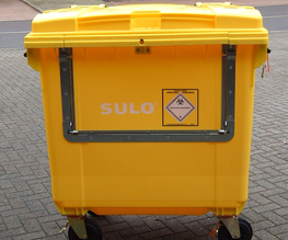 Soft Clinical Waste External Trolley image