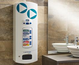 6 Column Washroom Vending image