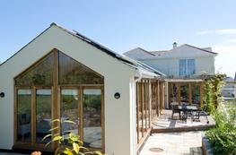 SUN ROOMS & ORANGERY'S – CONTEMPORARY image
