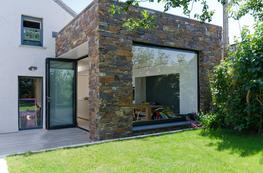 SUN ROOMS & ORANGERY'S – CONTEMPORARY - Camel Glass & Joinery Ltd