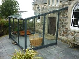 SUN ROOMS & ORANGERY'S – GLASS ROOFS image