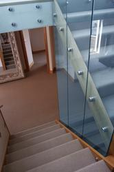 A range of installation options using stainless steel fixings from 50mm dia to 70mm dia, to create safety yet maintain light and the feeling of space, often used on stair and Juliet balcony installations, with or without handrails we have a system to suit your...