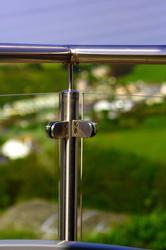 BALUSTRADE – POST & RAIL - Camel Glass & Joinery Ltd
