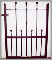 Wharfe Wrought Iron Garden Gate image