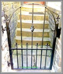 Dearne Metal Garden Gate image