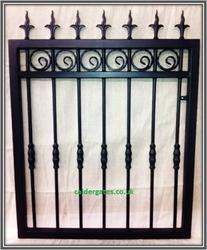 Ribble Wrought Iron Garden Gate image