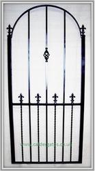 Dearne Wrought Iron Side Gate image