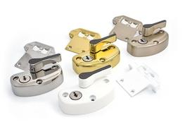 To enhance the security of all window designs, Caldwell can supply an extensive range of hardware and trickle ventilation options. Our sash window hardware in particular includes a variety of sash locks, travel and tilt restrictors which not only provides exce...