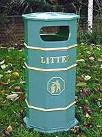 Octagonal and hexagonal bins are an excellent way of enhancing town centre environments and are a welcome change from the more common square or round designs.   All types of bin are able to accept customisation. CIS Street Furniture has considerable experience...