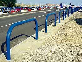 Hoop barriers image