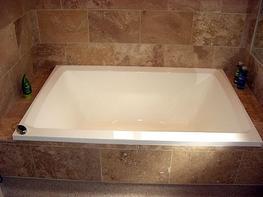 Xanadu Deep Soaking Tub image