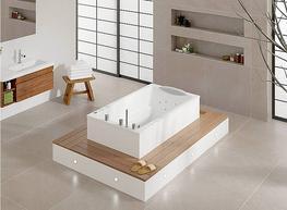 Yasahiro Deep Soaking Tub image