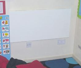 55°C Safe to Touch School Panels image