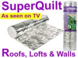 SuperQuilt Insulation - Ecohome-Insulation