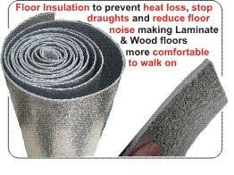 Floorfoam - Flooring Underlay image