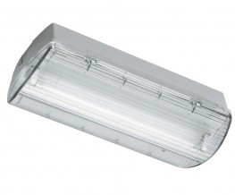 Atlantic - Atlantic Plus Weatherproof Bulkhead Emergency Light and Exit Sign image