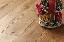 Oiled Oak Solid Wood Flooring 125  image