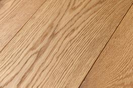 brushed oiled Engineered Oak Flooring image