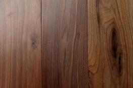 American Walnut Engineered Lacquered Wood Flooring image