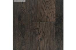 Engineered Antique Hand Distressed Brushed Coffee Oak Flooring image