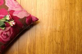 Strand Woven Natural Bamboo Flooring image