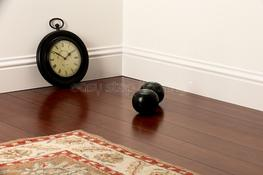 Strand Woven Dark Coffee Solid Bamboo Flooring  image