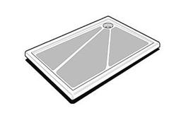 EB1019 - Shower Trays image