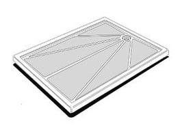 EB1030 - Shower Trays image