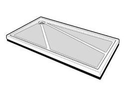 EB1039L - Shower Trays image