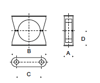 CLAMPS FOR ALUMINIUM AND COPPER BUSBAR image