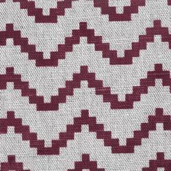 Azig Wine Linen mix, Oeko-Tex fabric image