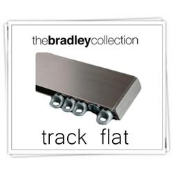 The colour is always Brushed Nickel as shown in the pictures. Please contact us for measuring instructions for Bay bends.   If none of the sizes above are suitable for your window Ada & Ina also provide a made to measure cutting service. To have your track cut to the required size, please select a suitable track length and fill in the exact measurement (in centimeters) in the box below. Please note: the width will be excluding the end caps, which add 2 * 3mm = total of 6mm to the width.