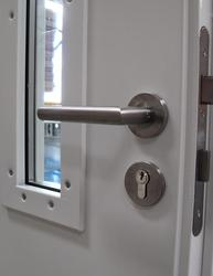 EA Metador 400 Series Steel Security Door image