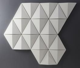 Moulded Acoustic Wall Panels image