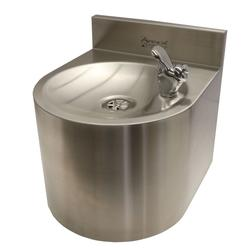 Model 462 is a wall mounted drinking fountain which is hygienic, robust and easily installed at adult or junior height. The WRAS approved shielded bubbler valve is positioned for ease of use and the smooth radiused design eliminates sharp corners which can cau...